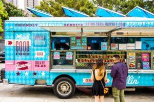 food truck restaurants