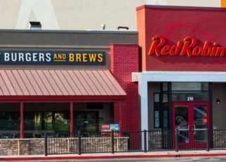 red robin outlet
