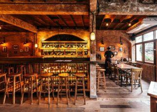 warm and cozy restaurants
